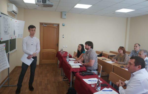 Участие Ставропольского филиала в государственной аттестационной комиссии по защите дипломных работ студентов ФГАОУ ВО «СКФУ».