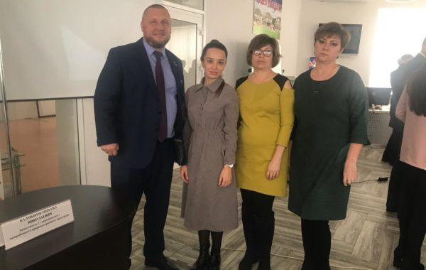 Участие сотрудников филиала ЦЛАТИ по Ставропольскому краю в публичных слушаниях по вопросам правоприменительной практики в области охраны окружающей среды.
