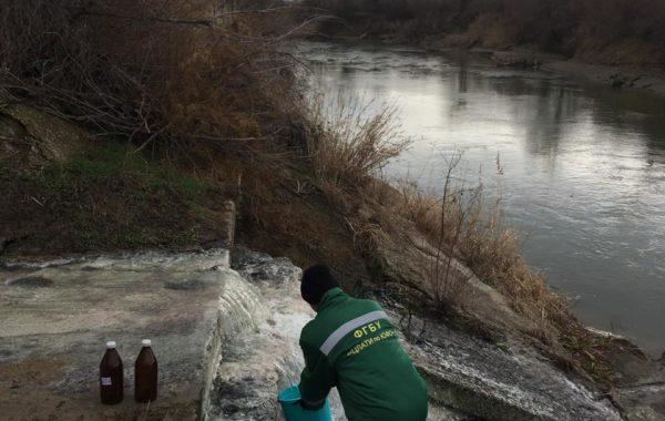 Участие сотрудников филиала ЦЛАТИ по Ставропольскому краю во внеплановой выездной проверке в отношении ГУП СК «Зеленокумский водоканал».