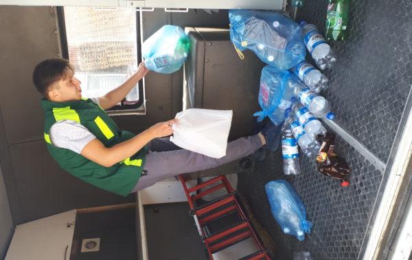 В филиале «ФГБУ «ЦЛАТИ по ЮФО» – ЦЛАТИ по Ставропольскому краю внедрена система раздельного сбора отходов.